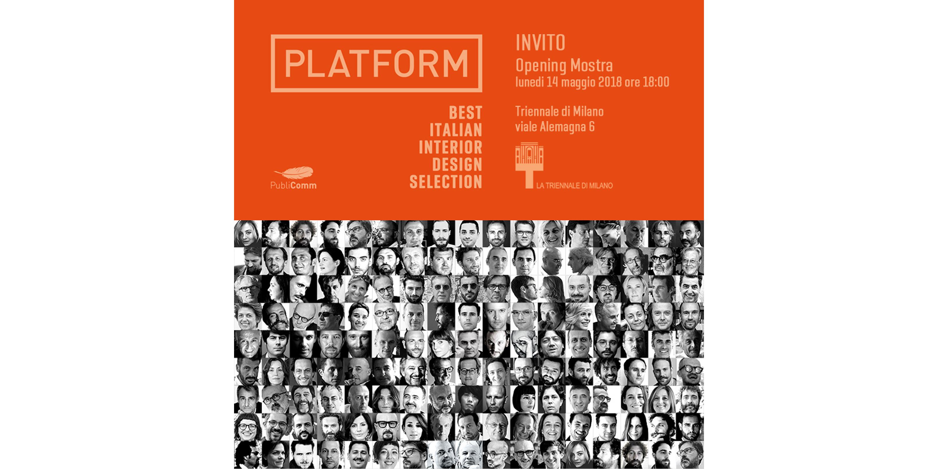 Mostra Design Milano 2018 platform • best italian interior design selection – pls design